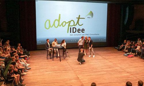 AdoptIdee breidt uit naar Haaksbergen en Leeuwarden