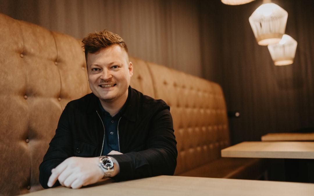 Interview met Gijs Nillessen over het geven van een goede pitch tijdens AdoptIDee